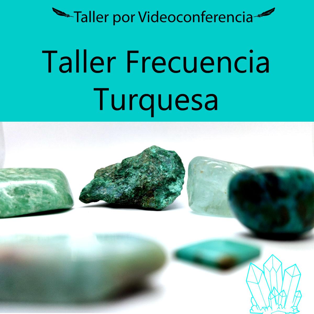 Taller Virtual Frecuencia Turquesa