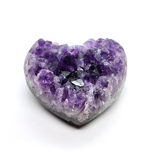 Corazón Amatista 1