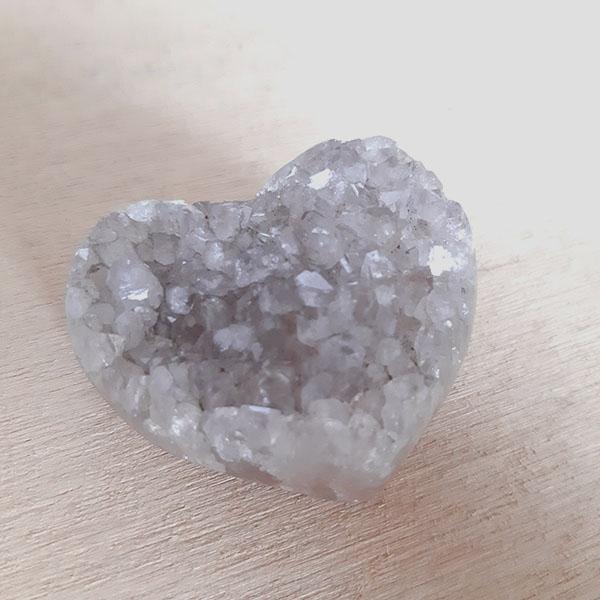 Corazón Cuarzo