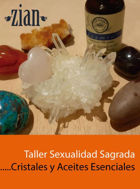 Taller Sexualidad Sagrada