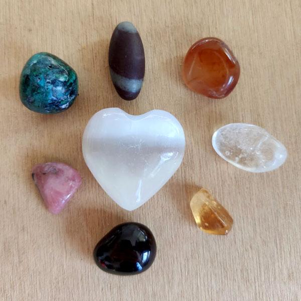 Cristales Sexualidad