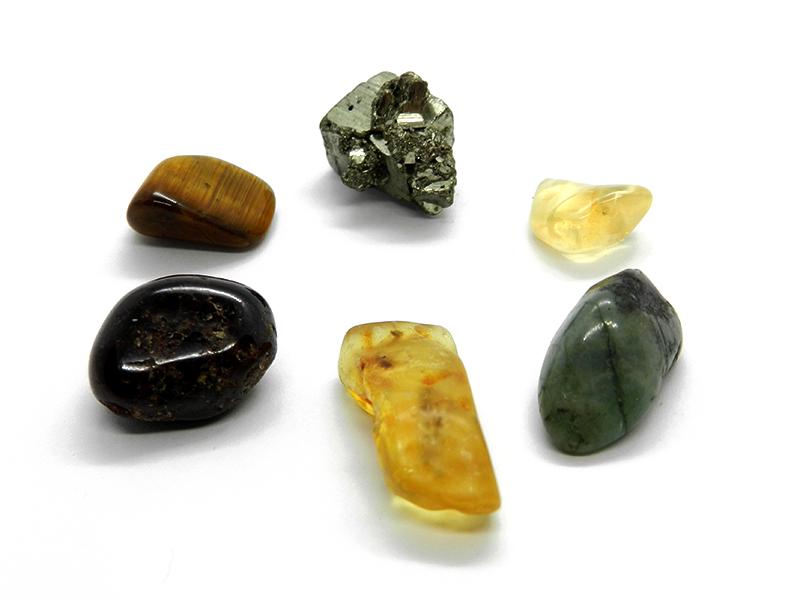 Cristales para atraer la abundancia